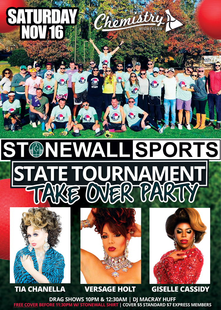 Stonewall State Turnamant Nov 16