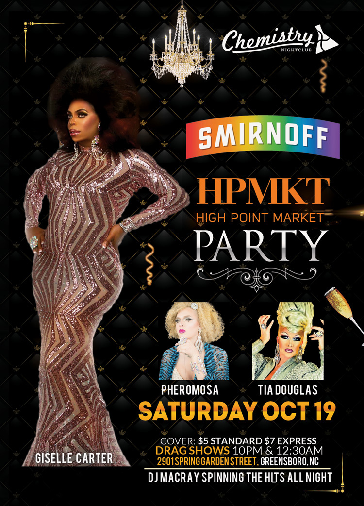 Highpoint Market Party Oct 19