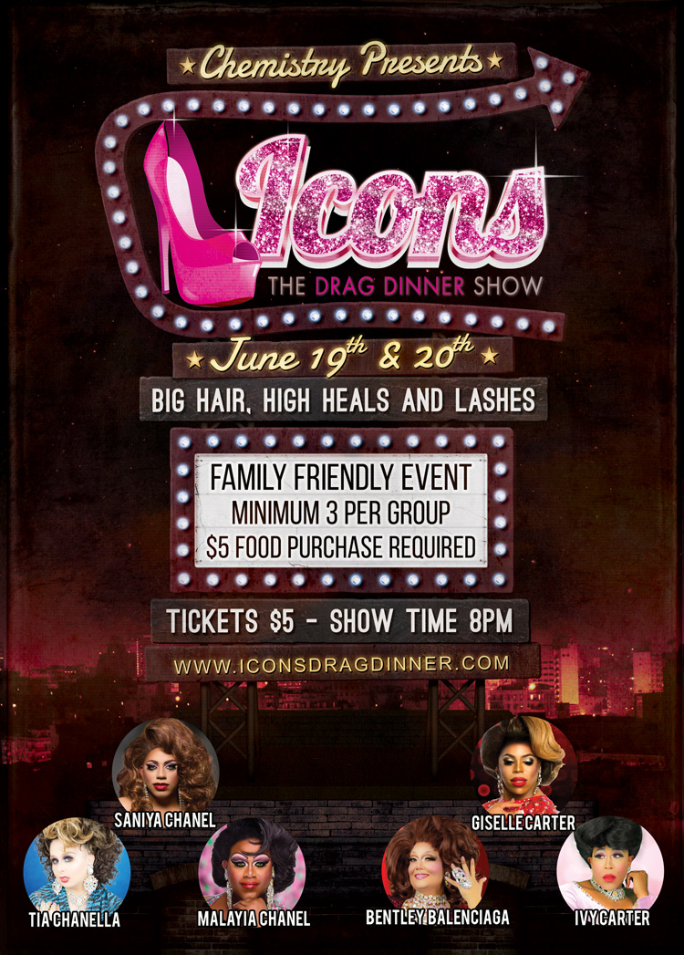 Icons Drag Dinner June 19 and 20 web