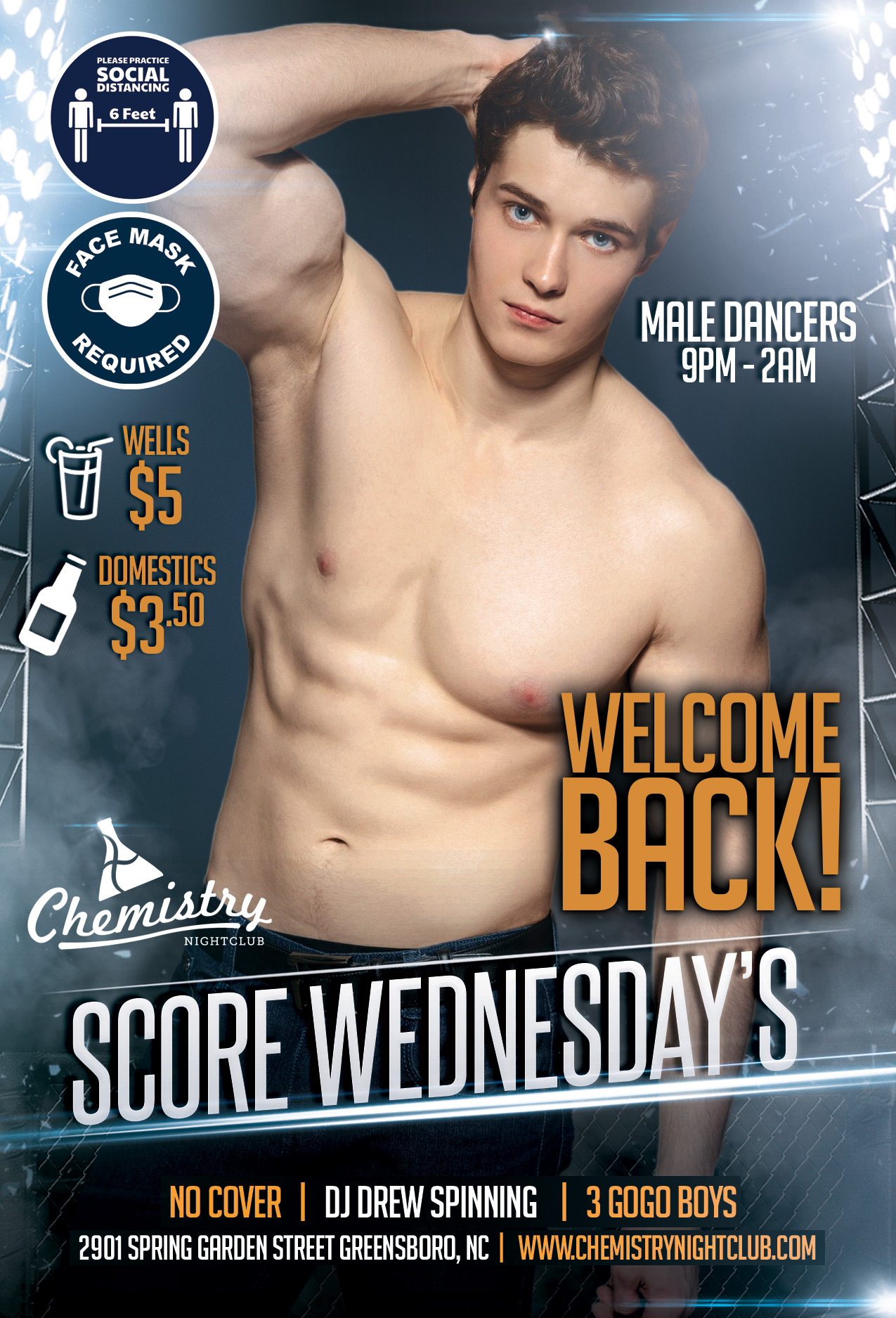 Score Wednesdays Summer 2021
